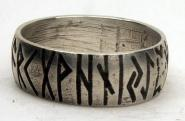 Runenring Futhark 1