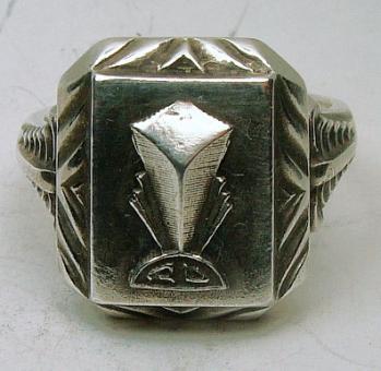 Ring  Auslandsverein DAV 1930