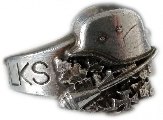 Ring Volkssturm Panzerfaust